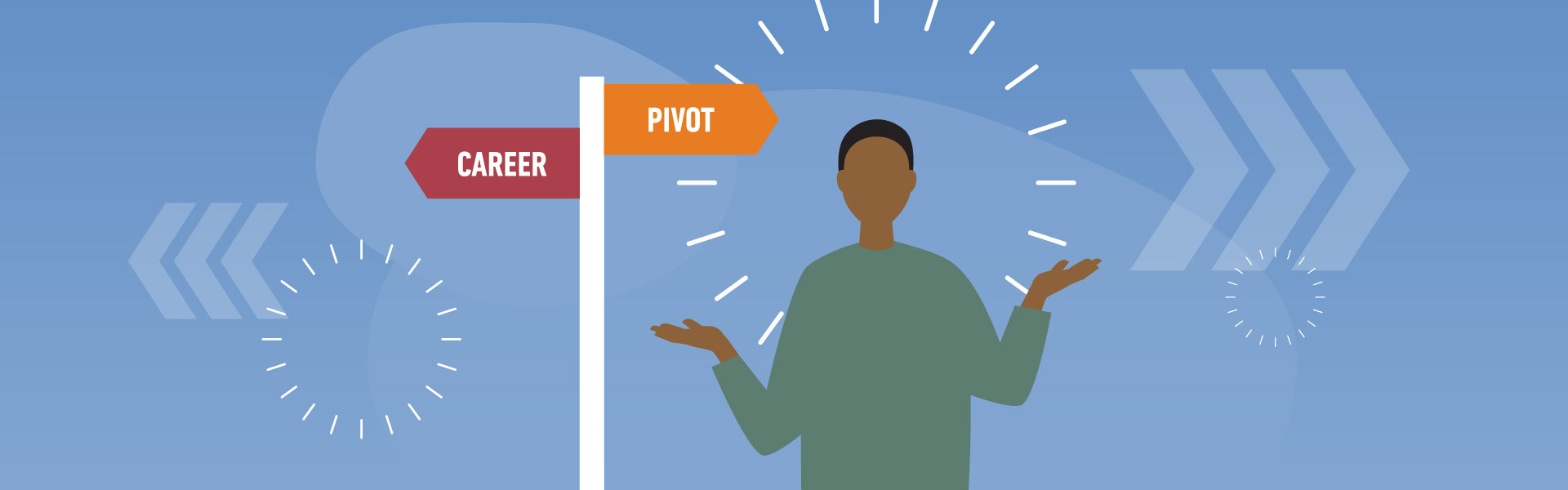 How to know if it's time for a career pivot