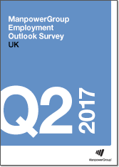 ManpowerGroup Employment Outlook Survey - Q2 2017