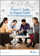 From C-Suite to the Digital Suite