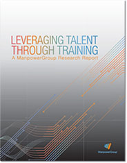 Leveraging Talent through Training