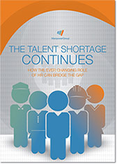 The Talent Shortage Continues