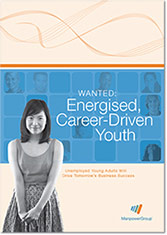 WANTED: Energised, Career-Driven Youth