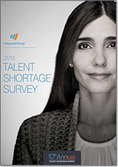 Talent Shortage Survey - 2015