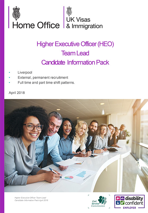 Higher Executive Officer
