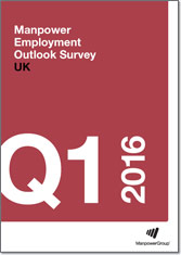 Manpower Employment Outlook Survey - Q1 2016