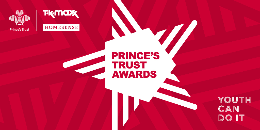 Prince's Trust Young Achiever of the Year award
