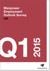 Manpower Employment Outlook Survey - Q1 2015