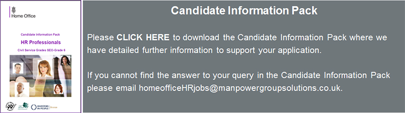 Home Office Candidate Pack