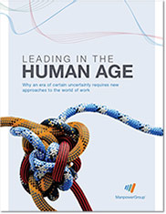 Leading in the Human Age
