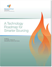 A Technology Roadmap for Smarter Sourcing