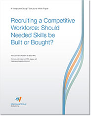 Recruiting a Competitive Workforce