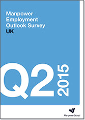 Manpower Employment Outlook Survey - Q2 2015