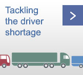 Tackling the driver shortage