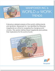 World of Work Megatrends