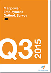 Manpower Employment Outlook Survey - Q3 2015